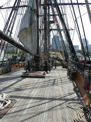 Master and Commander's HMS Surprise (HMS Rose) | Flickr - Photo Sharing!
