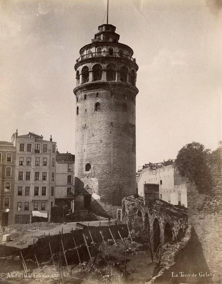 Galata Kulesi Abdullah Fréres