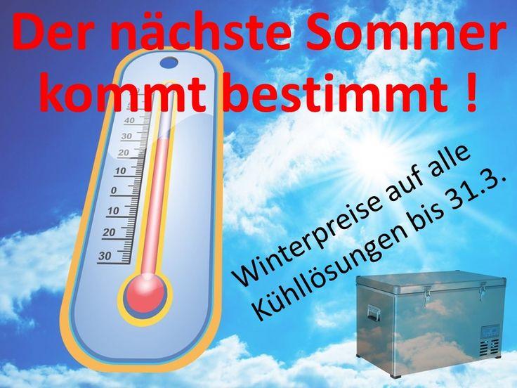 Winterpreise auf alle Kühllösungen bis 31.3.  #SFTelematik #WEMO #Kühlbox #kaltesbier #4x4 #camping #offroad
