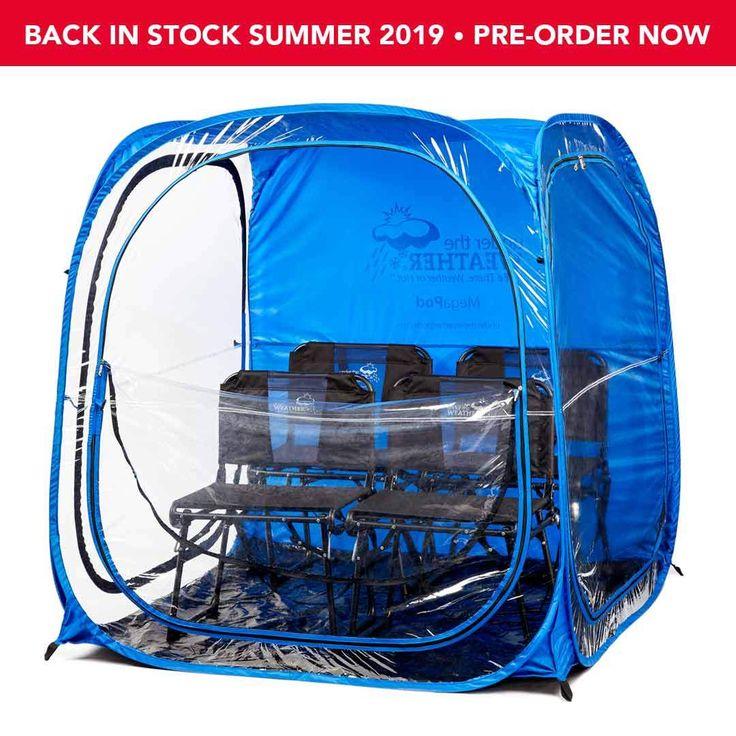 MyPod Mega 4 Person Pop up Tent