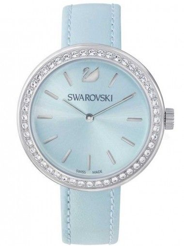 Swarovski Ladies Daytime Strap Watch 5095646