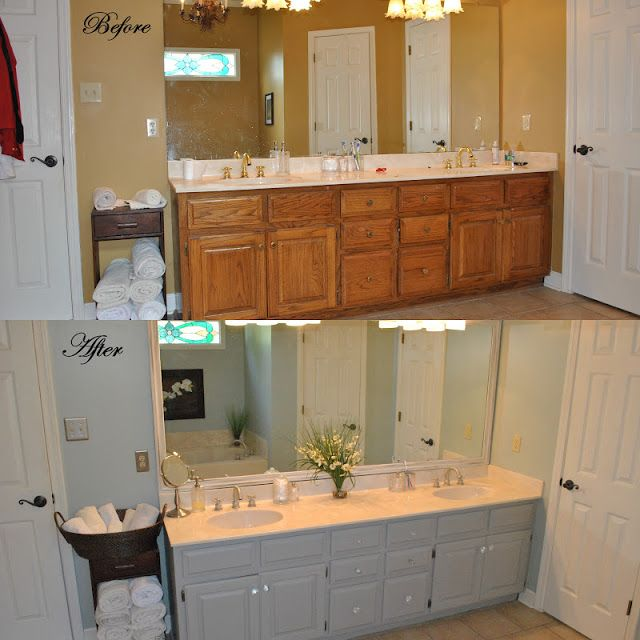 Kitchen Staging Before And After: Before And After Images On
