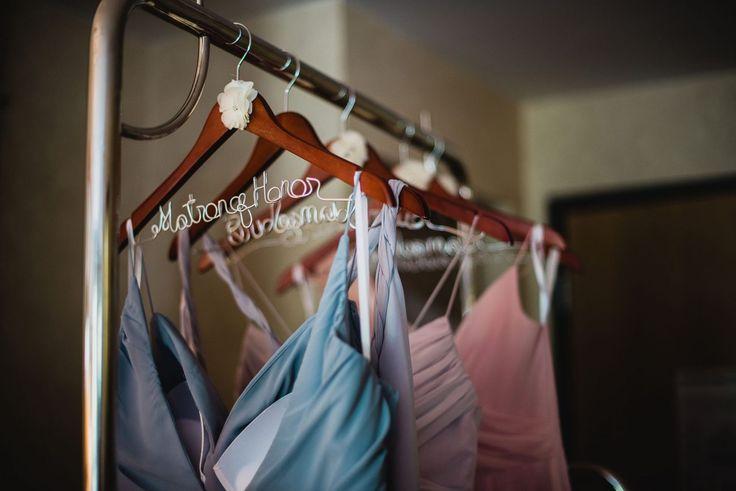 Photography: J Guiles Photography  #秋 #ウエディング #アメリカ #ブライズメイドドレス
