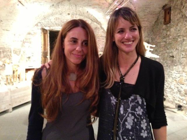 Rileva con la collega e amica scultrice Flavia Robalo l'ex studio Cervietti, e fonda l'Associazione Culturale La Polveriera, che diventa un centro di diffusione dell'arte a Pietrasanta http://musapietrasanta.it/content.php?menu=artisti