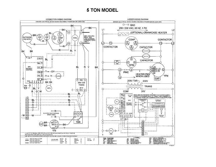 New Wiring Diagram Ruud Ac Unit #diagramsample #