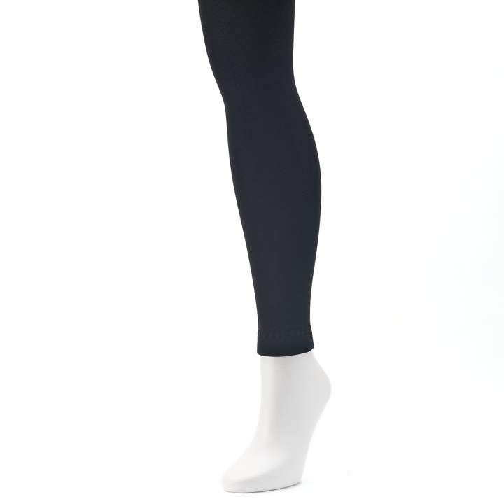 c1cb1cd4af645 Apt. 9 Women's Fleece-Lined Footless Tights | Products | Footless ...