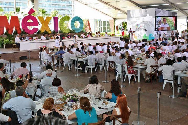 El Tianguis Turístico de México, se realizará del  27 al 30 de marzo
