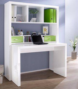 Simple B rowand Danzig mit ausziehbarem Schreibtisch HMW M bel im Online Shop von QUELLE