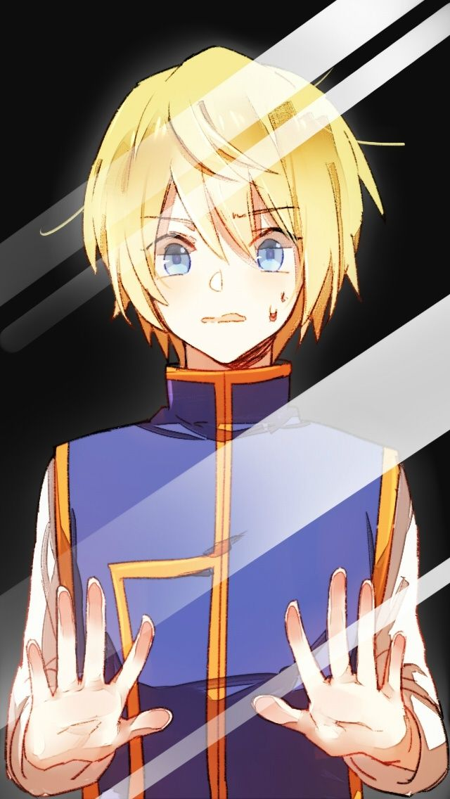 kurapika Hunter anime, Hunter x hunter, Anime