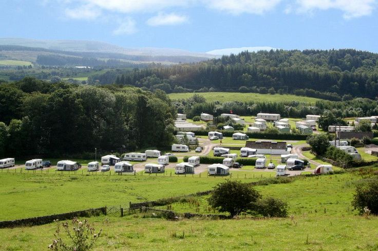 Glenearly Caravan Park, Dalbeattie, Castle Douglas, Dumfries & Galloway. Scotland. UK. Camping. Caravanning. Holiday. Family Holiday. Travel. UK. Static Caravans.