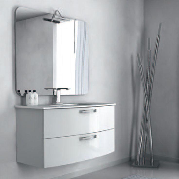 17 best arredo bagno images on Pinterest | Bathroom furniture ...
