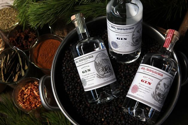 St. George Spirits - Gin Foundry