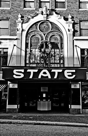 State Theatre, Portland, Maine  near the Holiday Inn By the Bay