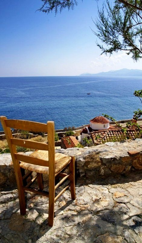 Monemvasia, Laconia, Greece. For luxury hotels in Monemvasia visit http://www.mediteranique.com/hotels-greece/monemvasia/