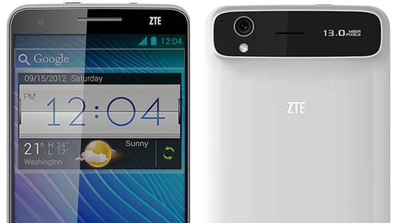 ZTE's Car Mode app for Android adds a little extra Nuance with voice biometrics