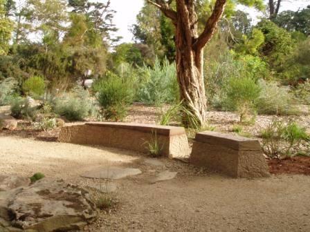 1260 best australian native gardens images on pinterest for Australian native garden design ideas