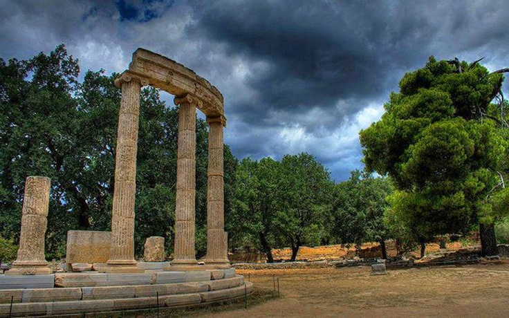 Ancient Olympia #outdoorsgr