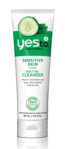 Yes To Cucumbers - Daily Gentle Cleanser