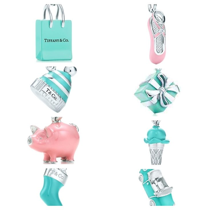 Tiffany Charms For more information on how we can source your own brand Merchandise and signature products visit us at www.dinksltd.co.uk