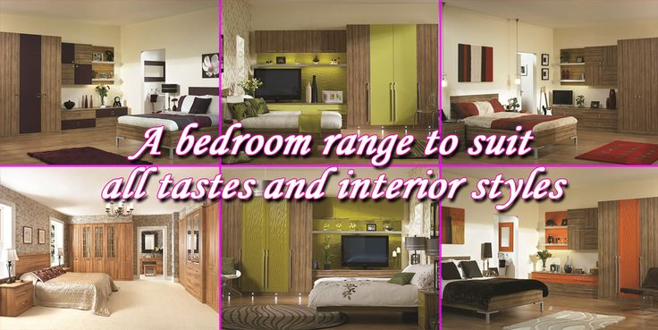 A bedroom range to suit all tastes and interior styles.