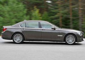 2016 BMW 750li specs