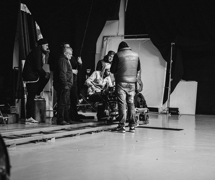 Oskar Podolski for DIVERSE EXTREME TEAM- BACKSTAGE.