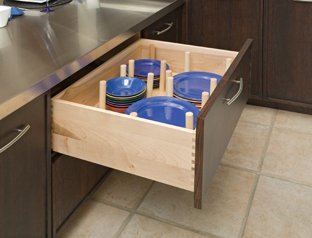 Innovative Storage Solutions From Jay Rambo Company U0026 Bath Channel Plates  In Drawers