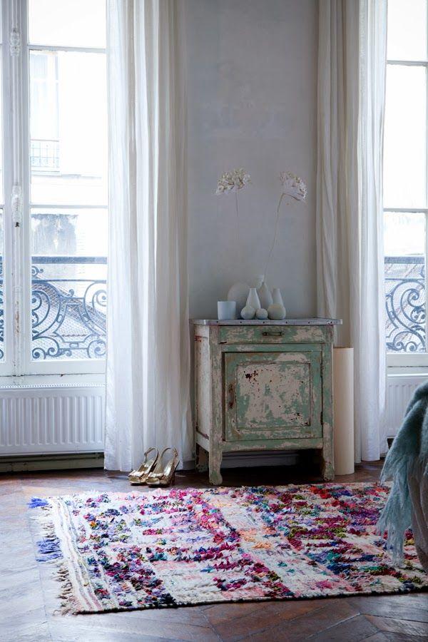 Choisissez le tapis qui s'adapte le mieux à la déco de chez-vous. #tapis #decoration #design http://magasinsdeco.fr/des-tapis-pour-chambre-denfants/