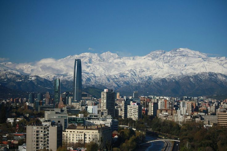 Wow! Santiago, Chile