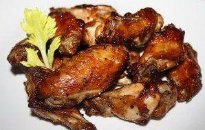 Lemon-Soy Chicken Wings (Actifry) Recipe - Recipezazz.com