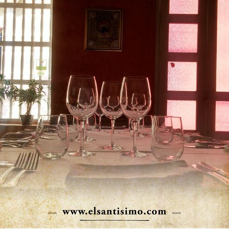 Las complacencias en la mesa son muchas. Te esperamos en El Santísimo. #ElSantísimo #Cartagena #RestaurantesEnCartagena