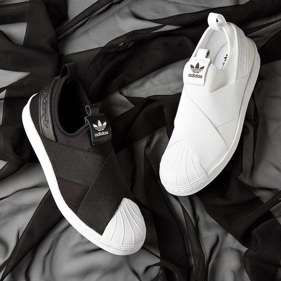 Womens shoes  Adidas Superstar Slip On dfa6fd84568c4