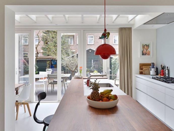 House Extension by Bloem en Lemstra Architects | DesignRulz