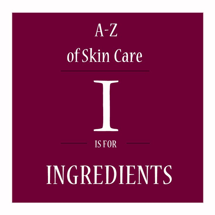 Learn to look out for key ingredients on your skincare products, and start to experiment with what works best for you. Sensitive skin will suit perfume-free products, skin in need of an anti-ageing fix will be benefited by the likes of retinol (which stimulates collagen production), while a dreary complexion can be brightened by the exfoliating properties of glycolic acid.  #skincare #beauty #skin #organic #skintype