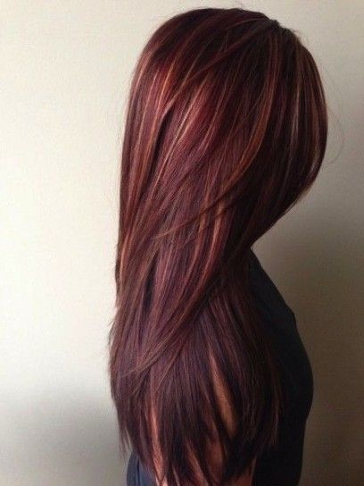 I do not want my cherry bombre to look like this... I want my red more at the tip