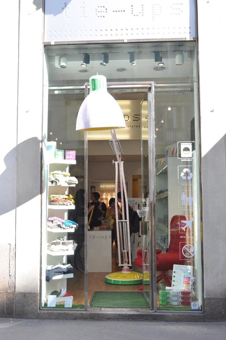 The Great JJ floor lamp #Milan #lighting #LeucosUSA
