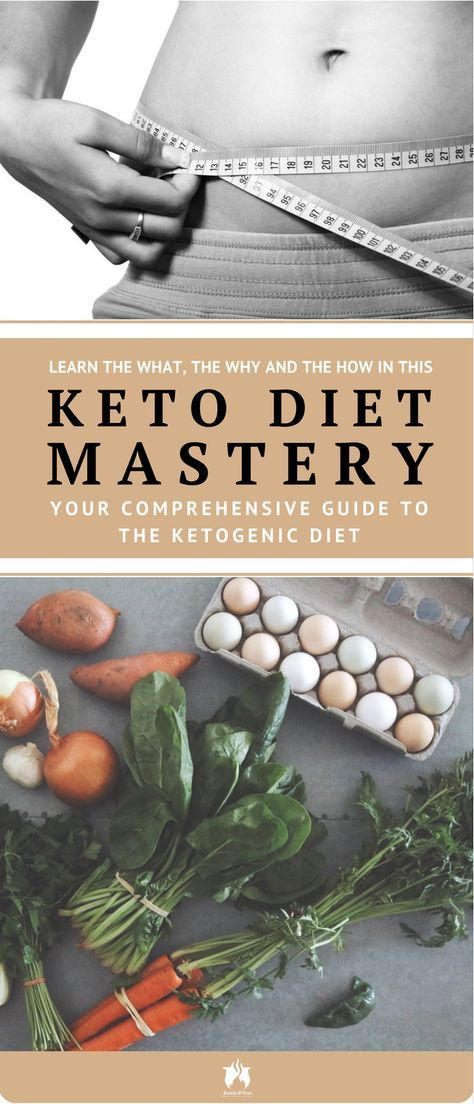 Learn about the keto diet in this comprehensive guide, including the what, the w...
