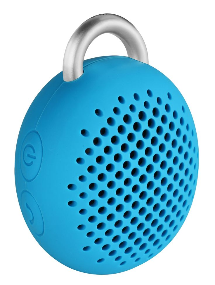 Divoom Bluetune Bean bluetooth Speaker for Smartphones - Retail Packaging - Blue. Output power: 3W Total peak power: 6W Dimensions: 68L * 45W * 92Hmm. Weight: 107g Driver Size: 50 mm micro driver Signal to noise ratio: 75dB. Frequency response: 60-20000HZ Charging Voltage: 5V Bluetooth compliant: V3.0. Bluetooth profile support: A2DP Stereo Battery Capacity: 400 mAh Battery charge time: Minimum 2 hours. Playback time: 6 hours.