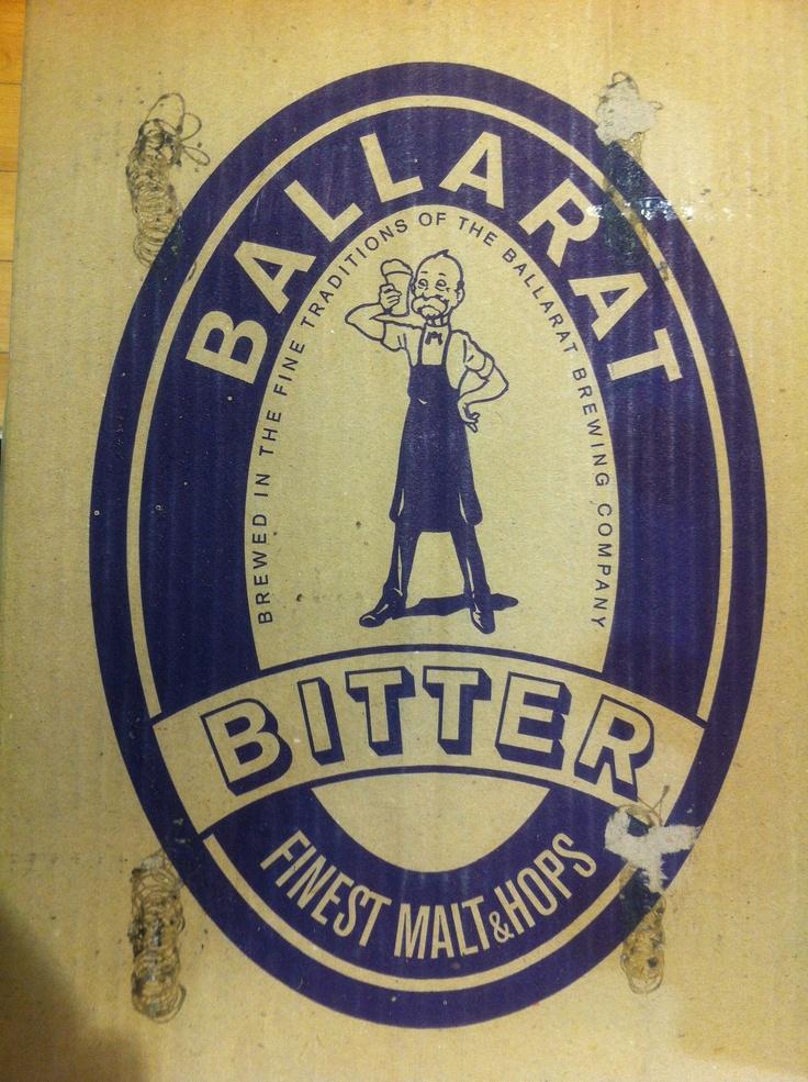 Ballarat Bertie.