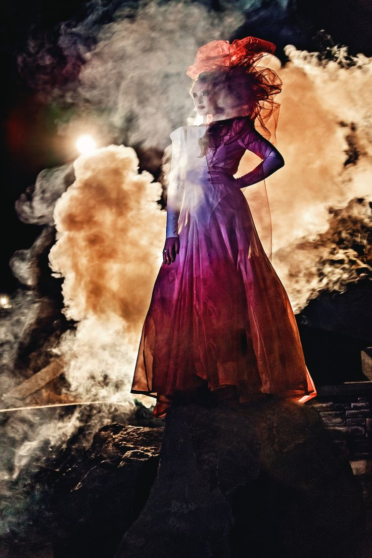FashionTech: Wearable Technology Lumen Couture.