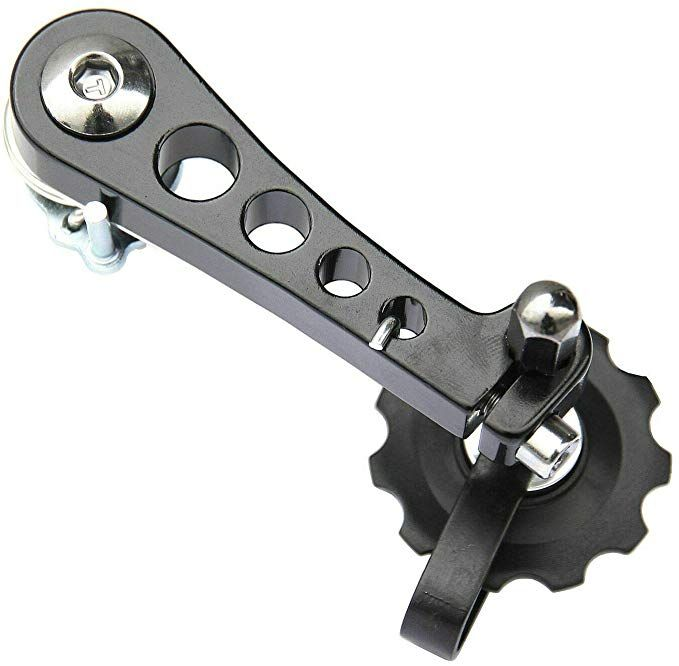 ECLYPSE SINGLE GUY BLACK BICYCLE CHAIN TENSIONER