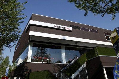 中田英寿氏プロデュースのカフェ「nakata.net Cafe」がブラジルでオープン