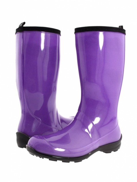 The 25  best Purple rain boots ideas on Pinterest