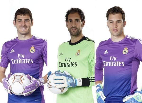 Real Madrid Goalkeeper