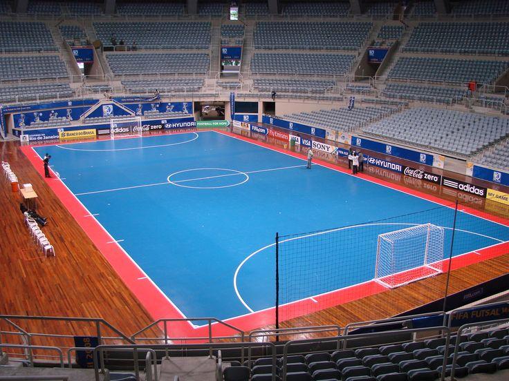 Futsal Arena or Stadium FuTsaL Pinterest