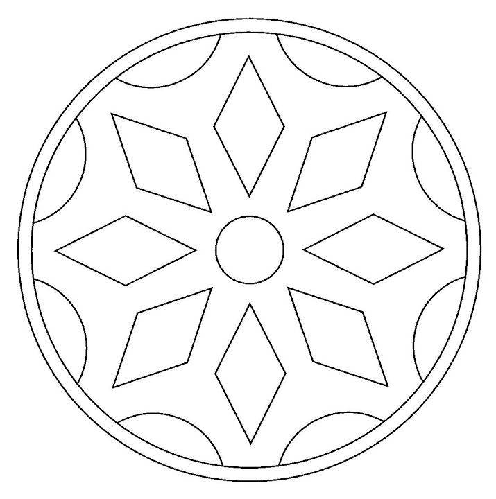 301 best DIY Mandala images on Pinterest | Mandala coloring, Draw ...