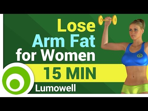 Lose Arm Fat Workout for Women - YouTube