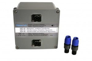 Isolation Transformer to be used with Diluvio Underwater Speaker