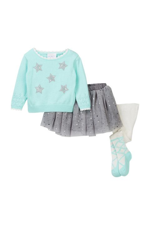 Star Tutu Set (Baby Girls)