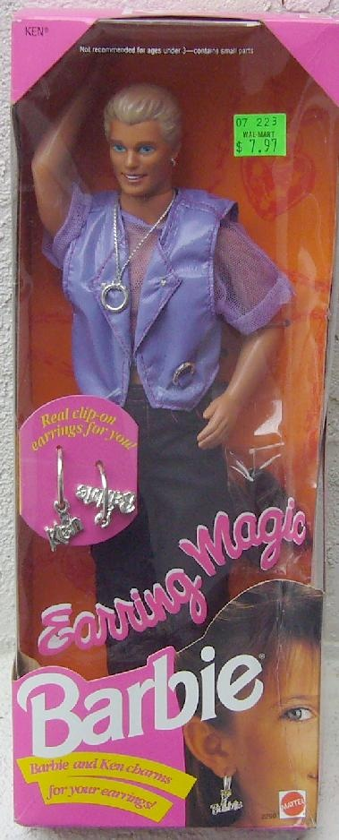 """Remember this doll? At the time, it was the """"IN"""" thing to do...like a total 80's badass!?  And YES...at one time, this doll DID exist."""